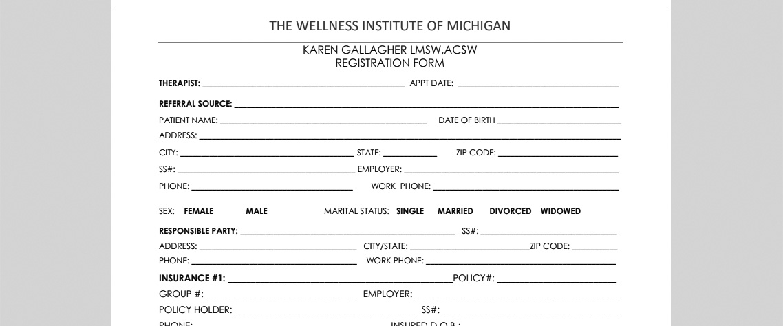Registration Form E 041117